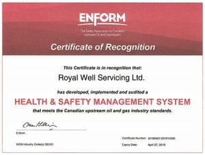 certificate-enform